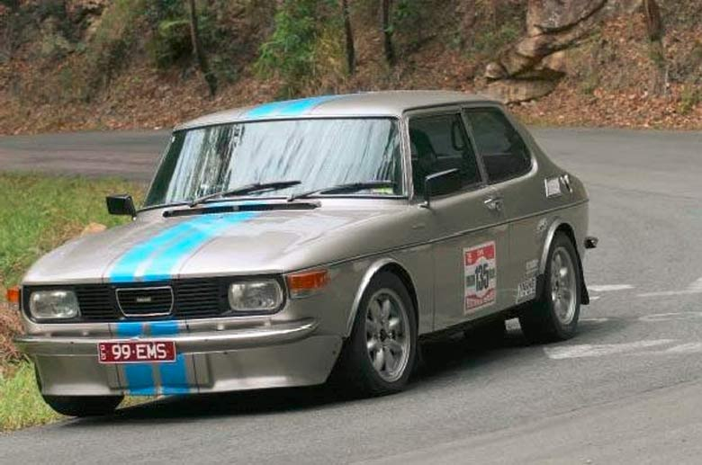 Saab 99 Sport