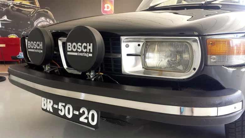 Saab 99 Turbo 2.0