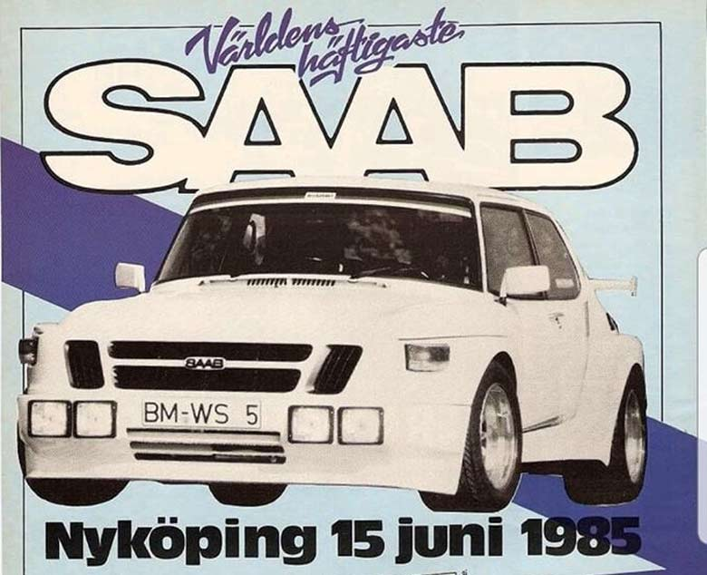 "Saab 99 Turbo by ""Schussler"""