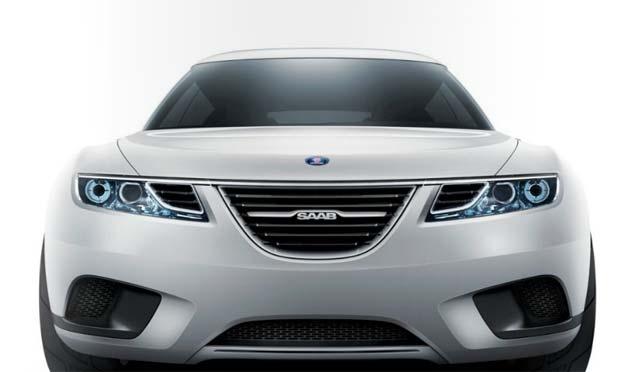 Saab NEVS Automobile