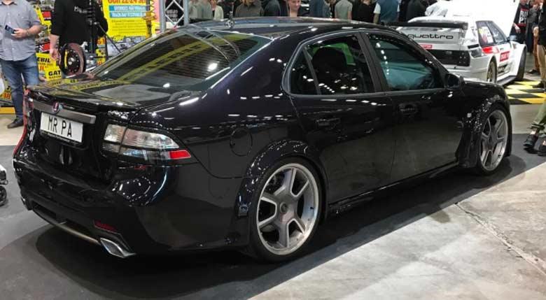 Saab MapTun Black Turbo
