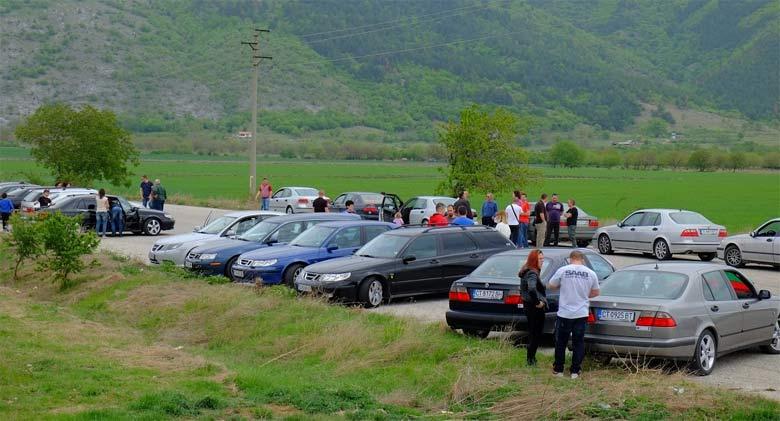 Saab Bulgaria Event