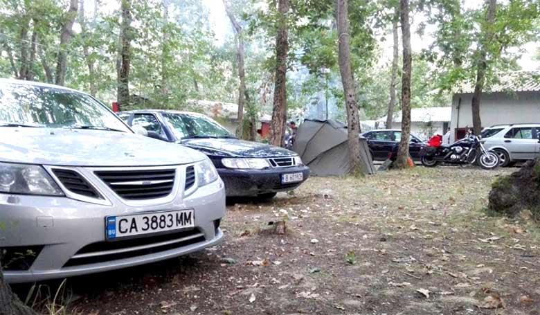 Saab Bulgaria Meeting