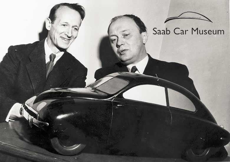 Saab Car Museum Festival 2017