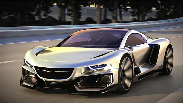 Saab Concept by Gray design