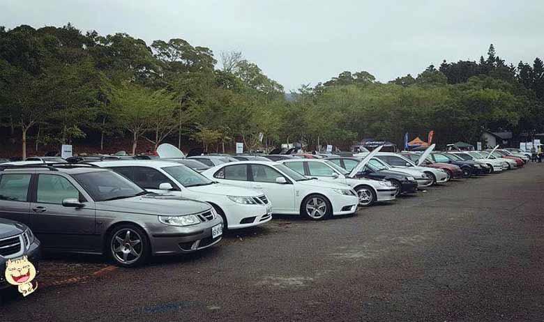 Saab Convention Taiwan
