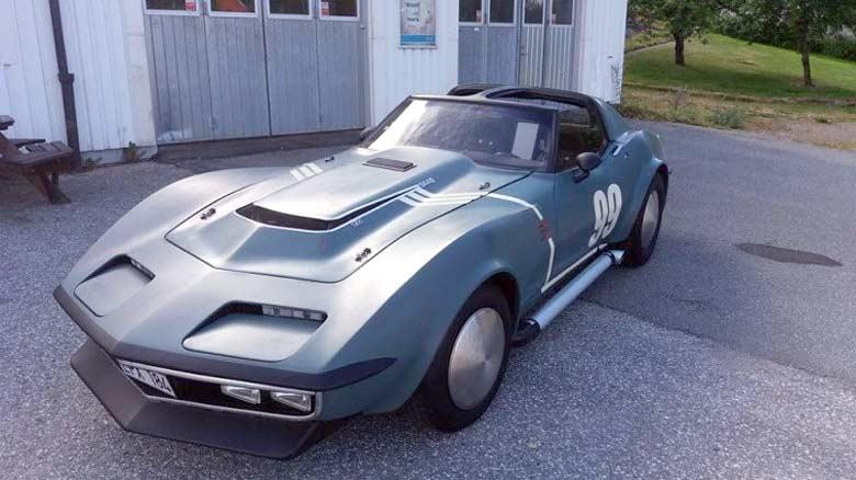 Saab Corvette 99