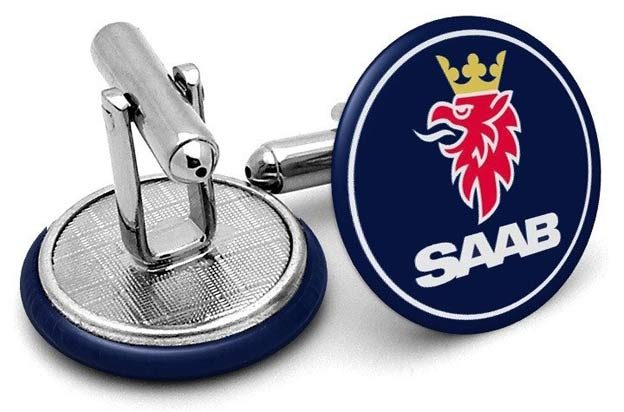 Saab Cufflinks