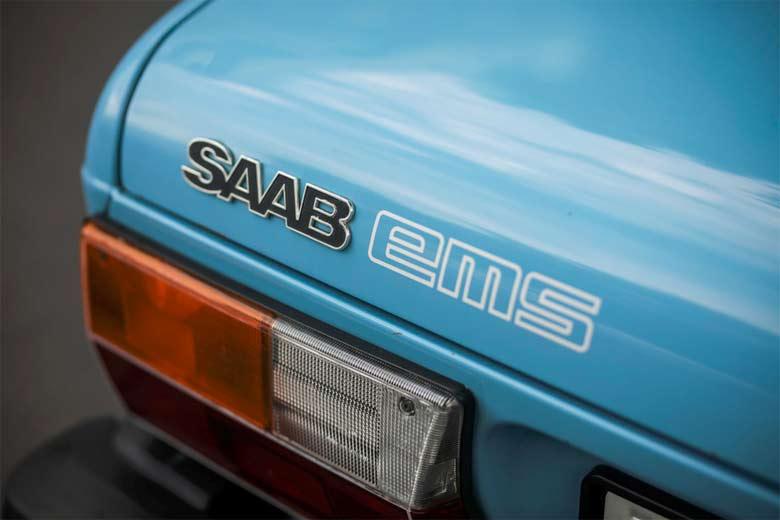 Saab EMS emblem