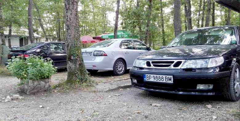 Saab Event in Bulgaria