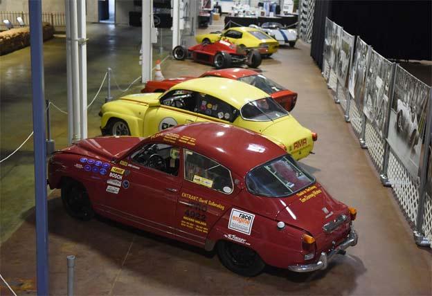 Saab Exhibit