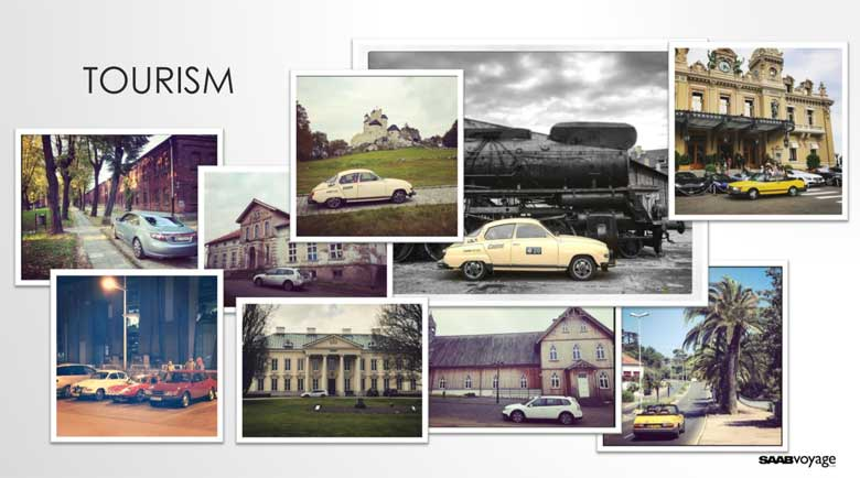 Saab Expeditions