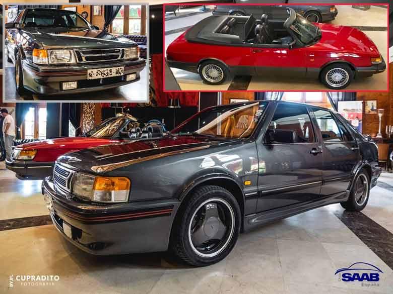 Saab Expo Spain