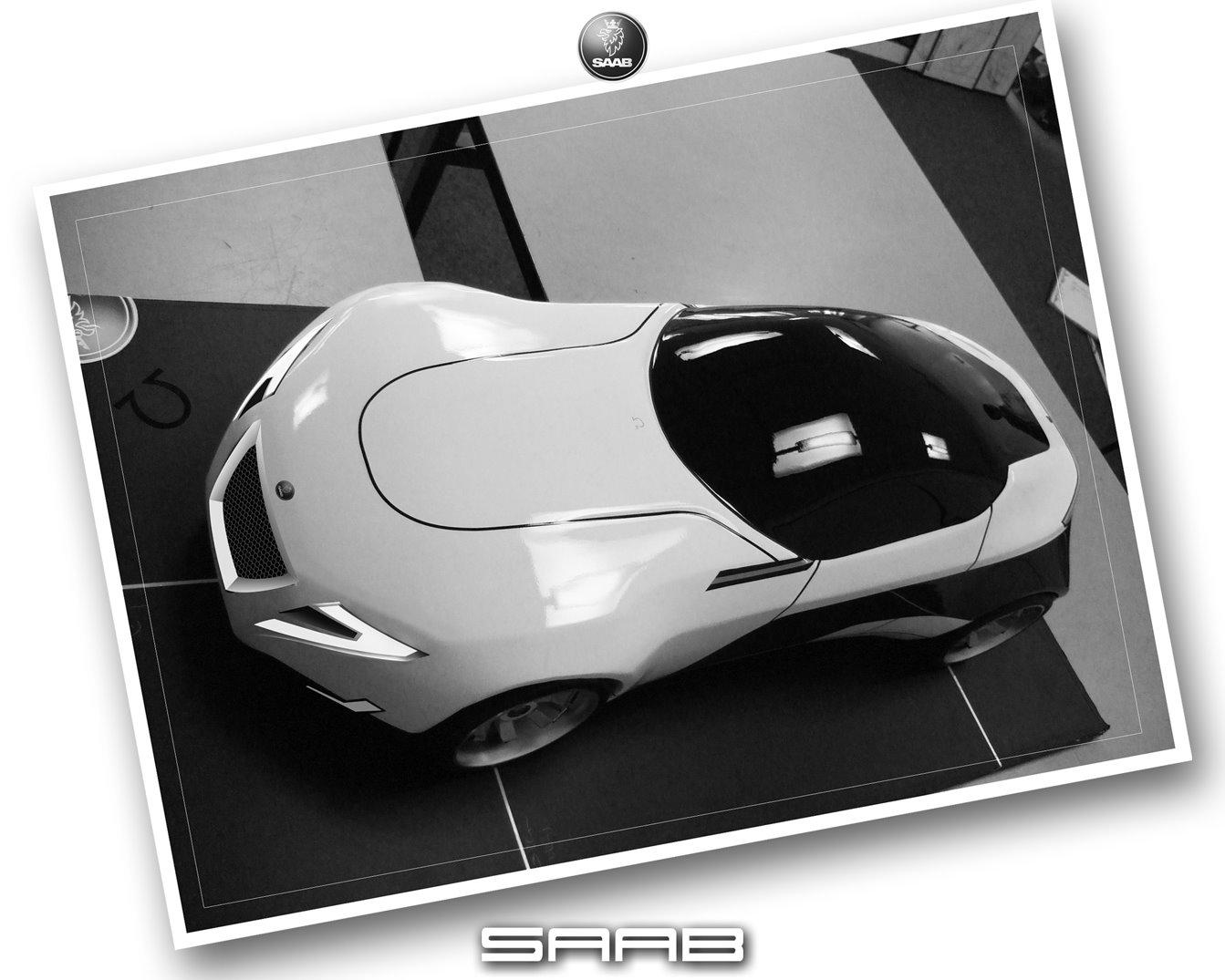 Saab concept car Fashionista