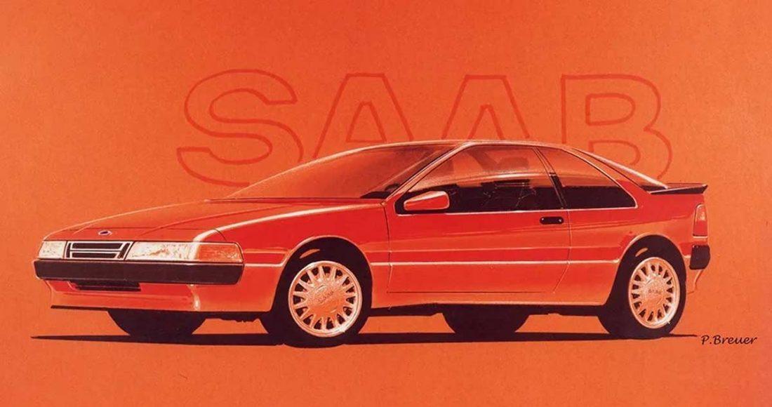 Saab Fjord by Paul Breuer