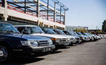 Saab France meeting