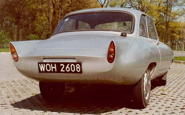 Saab Heart in DKW SAM
