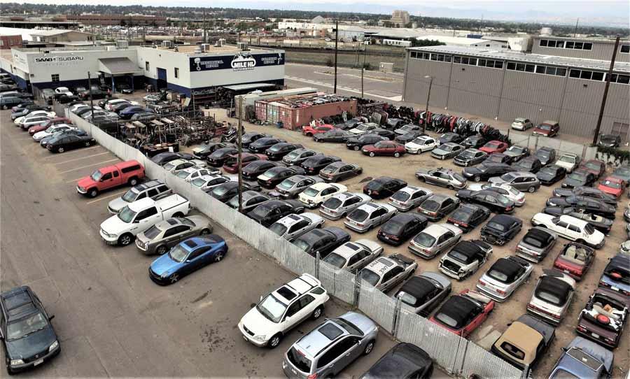 Saab Heaven in Denver, Colorado