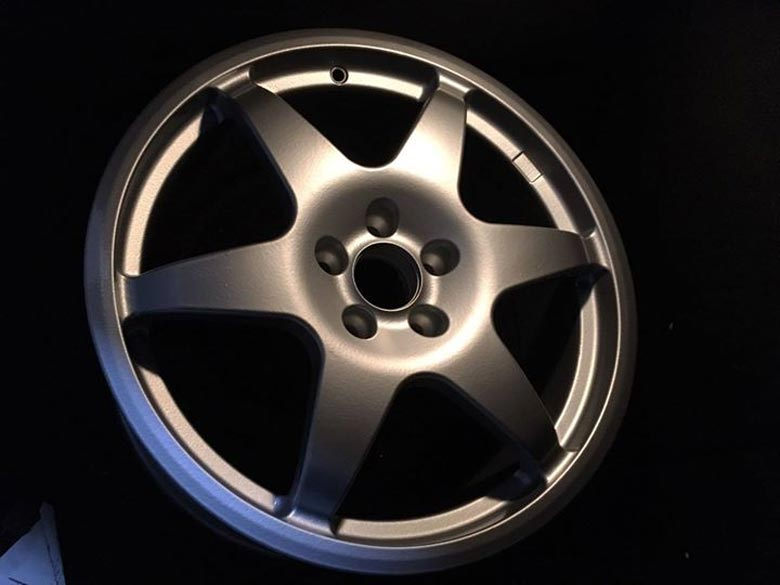 Saab Hirsch Performance Wheels