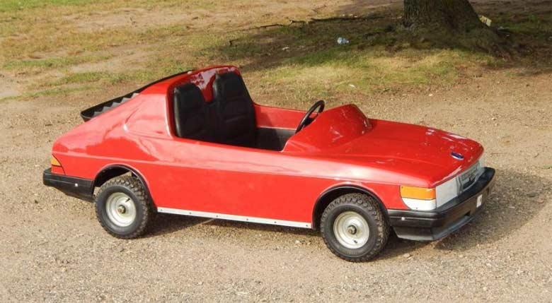 Saab Kids Toy