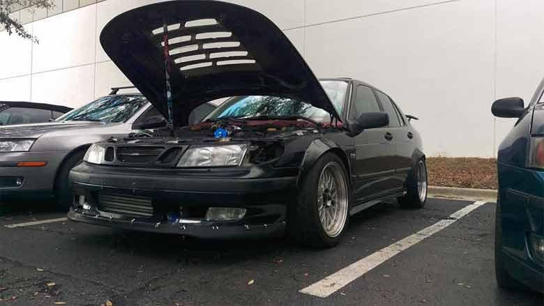 Saab Mean Machine