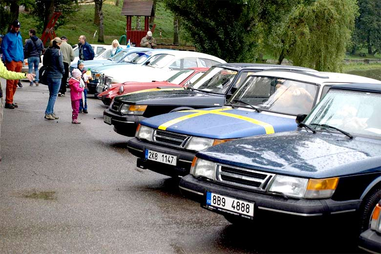 Saab Meeting