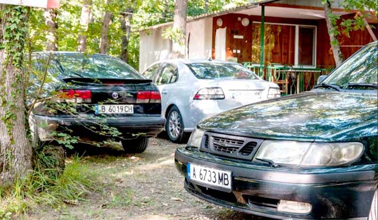 Saab Meeting Bulgaria