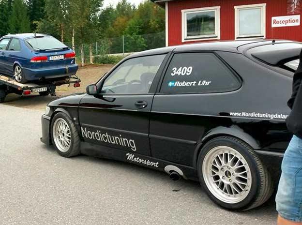 Saab 900 GTR Nordictuning Motorsport