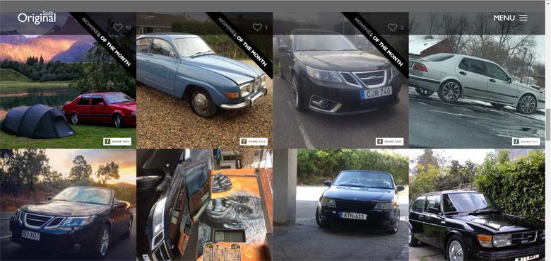 Saab Original