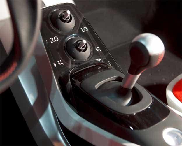Saab Phoenix gearbox