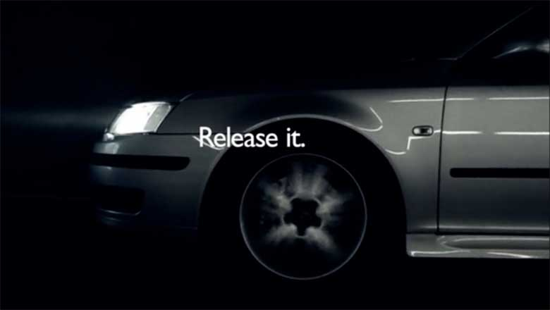 "Saab - ""Release me"" promo-song"