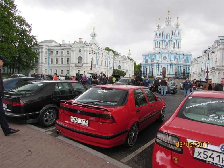 Saab Russia