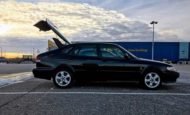 Saab 9-3 SE for Sale