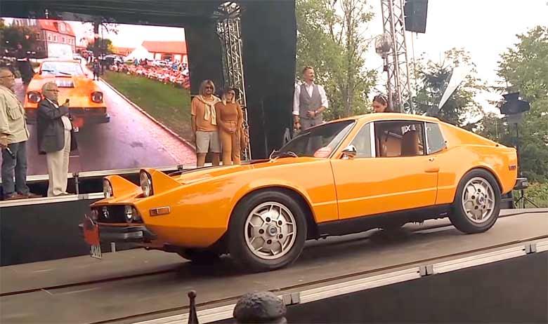 Saab Sonett 3