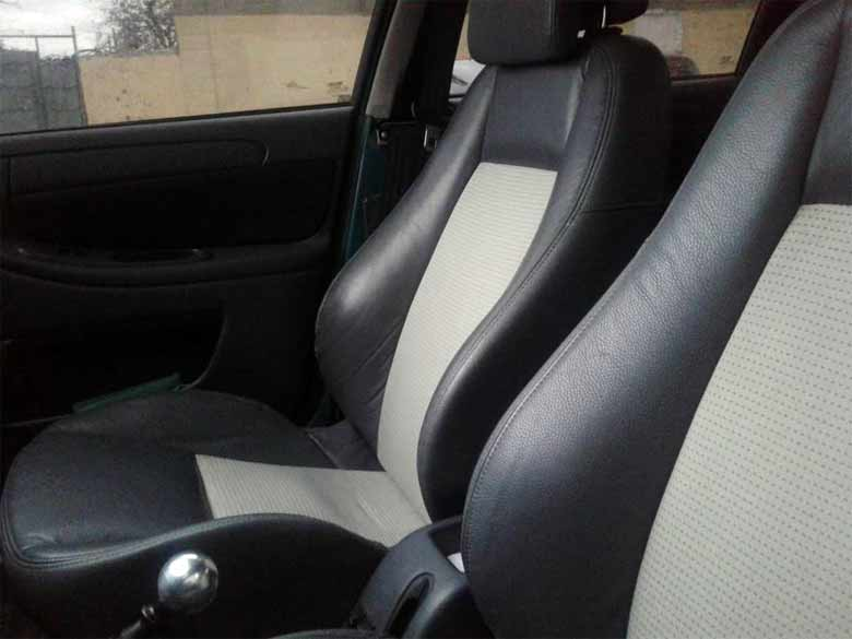 Saab Seats in Daewoo