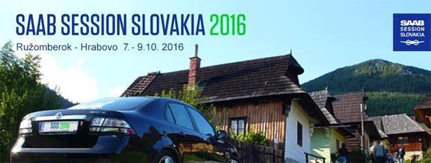 Saab Session Slovakia 2016