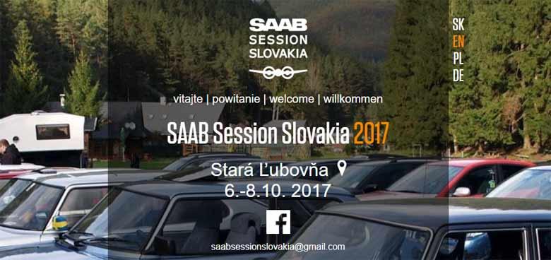 Saab Session Slovakia 2017