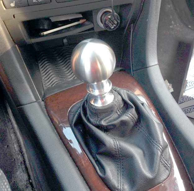 DIY: Saab 9-3 Short Shifter