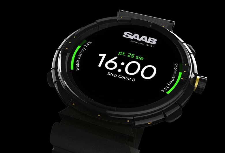 Saab Smartwatch