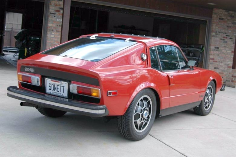 Saab Sonett III for Sale