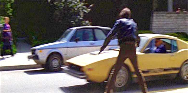 "Saab Sonett in ""Sudden Impact"" (Dirty Harry)"