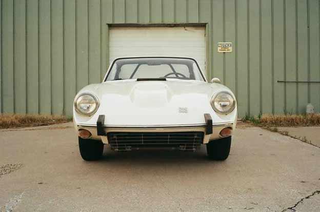 1968 Saab Sonett for $11500