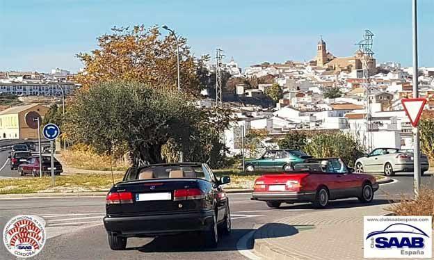 Saab Span Rally
