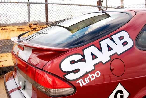 Saab-Turbo