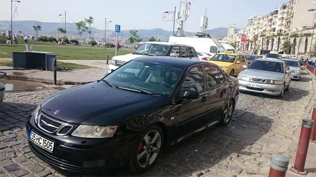 Saab Turkey