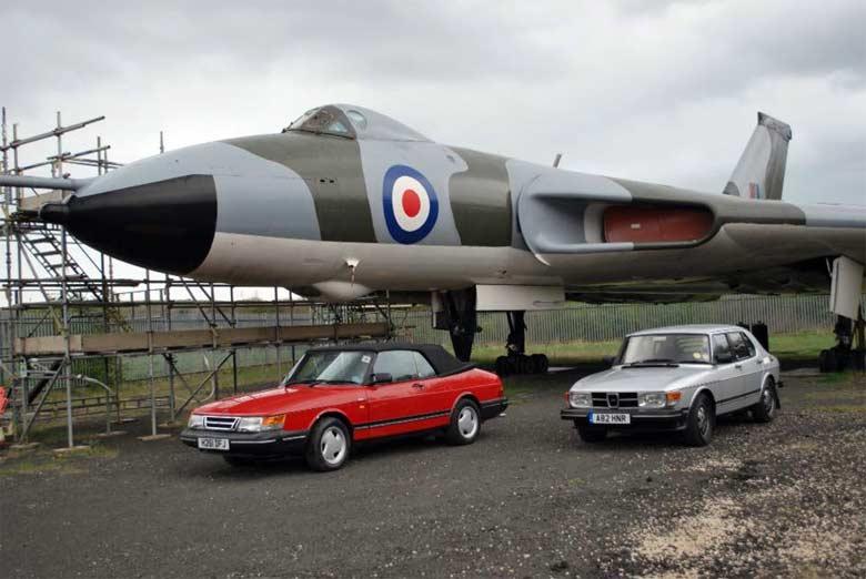 Saab UK