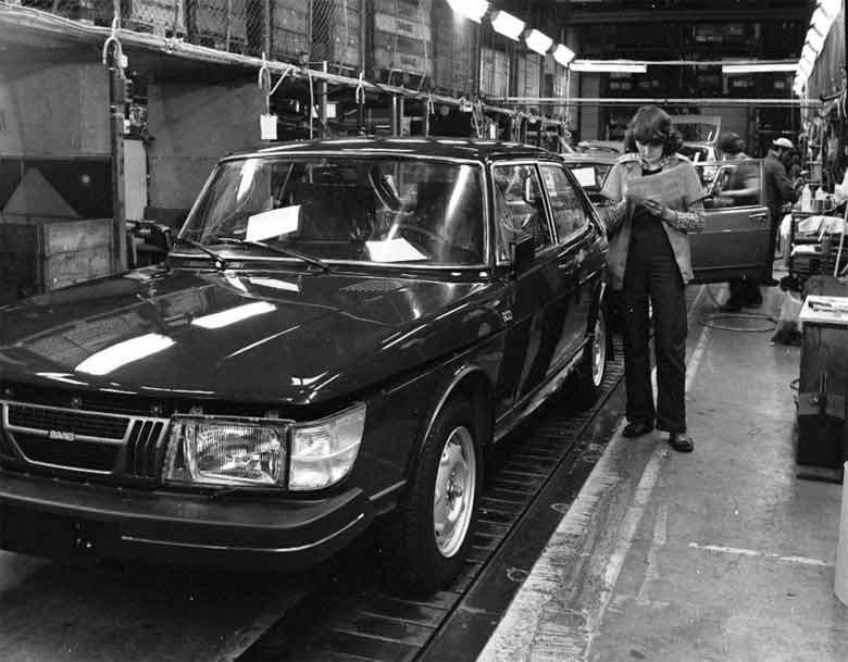 Saab-Valmet - March 1980