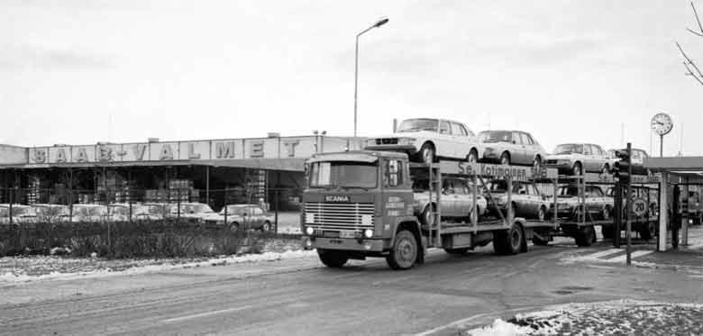 Saab-Valmet factory