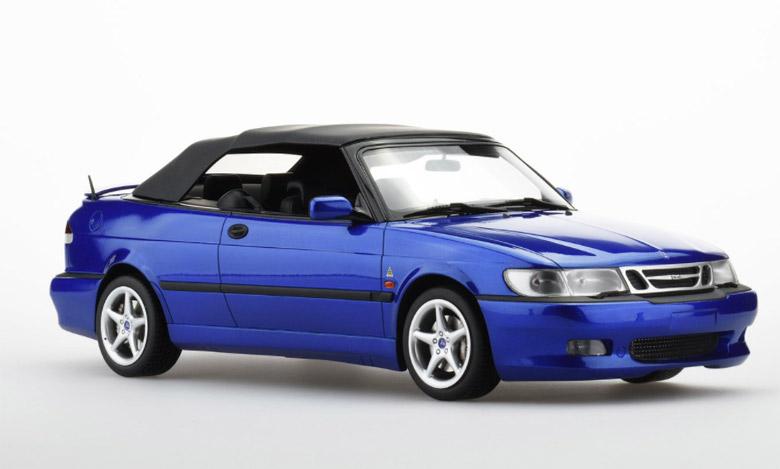 Saab Viggen scale model