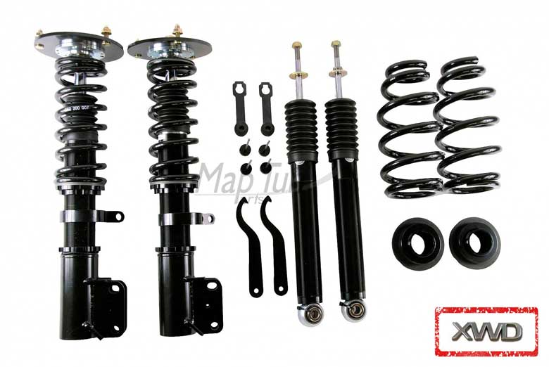 Saab XWD Coilover kit